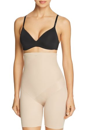 fine lines Tc Fine Intimates Tummy Tux High-Waist Thigh Slimmer Shorts