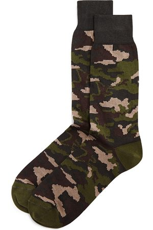 Bloomingdale's Camo Socks - 100% Exclusive