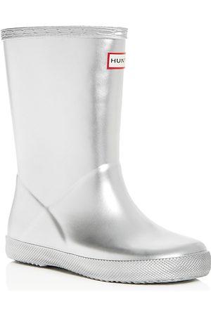 Hunter Boots - Girls' First Classic Metallic Rain Boots - Walker, Toddler