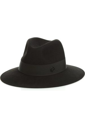 Maison Michel Henrietta Waterproof Felt Fedora Hat - Womens