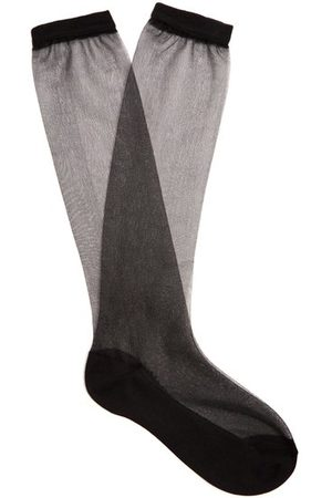 Raey Sheer Socks - Womens