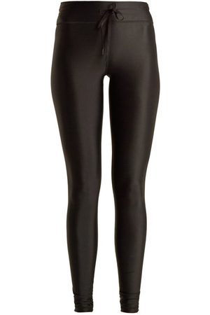 The Upside Drawstring-waist Performance Leggings - Womens