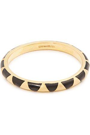 Marc Alary Enamel & 18kt Gold Ring - Womens
