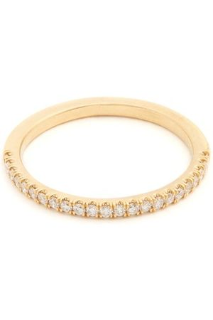 MARC ALARY Diamond & Yellow Ring - Womens