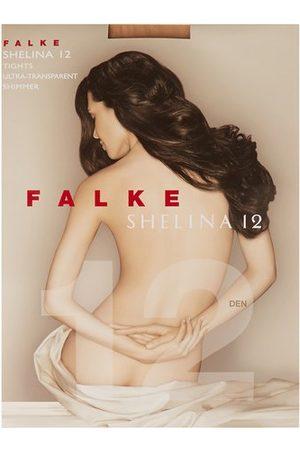Falke Women Stockings - Shelina Transparent 12 Denier Tights - Womens - Nude