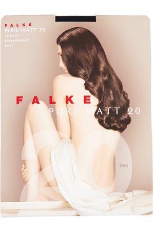 Falke Women Stockings - Pure Matte 20 Denier Tights - Womens