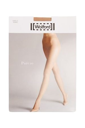 Wolford Women Stockings - Pure 10 Tights - Womens - Nude