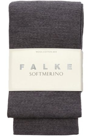 Falke Soft Merino Tights - Womens - Grey