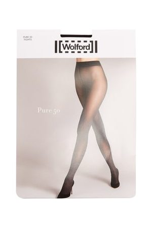 Wolford Women Stockings - Pure 50 Tights - Womens