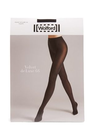 Wolford Velvet De Luxe 66 Tights - Womens