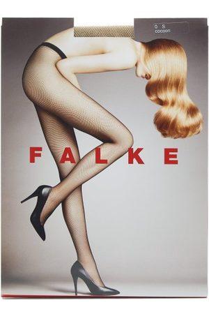 Falke Fishnet Tights - Womens - Nude