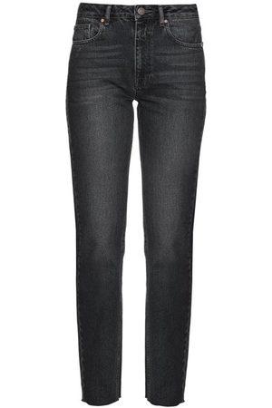 Raey Rail High Rise Straight Leg Jeans - Womens