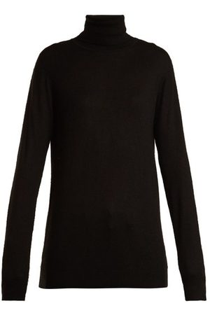 Raey Roll-neck Cashmere Sweater - Womens