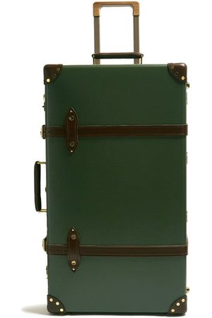 """Globe Trotter - Centenary 30"""" Suitcase - Mens - Khaki Multi"""
