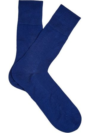Falke Tiago City Cotton Blend Socks - Mens - Dark