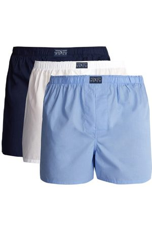Polo Ralph Lauren Pack Of Three Cotton Boxer Shorts - Mens - Multi