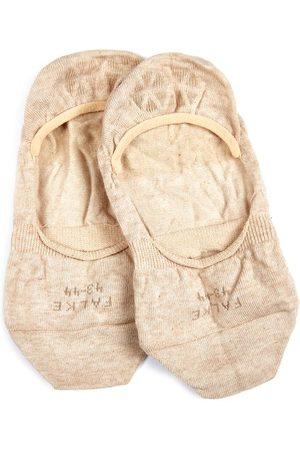 Falke Step Cotton-blend Liner Socks - Mens - Camel