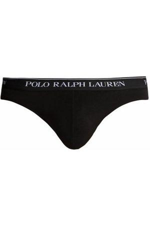 Polo Ralph Lauren Pack Of Three Stretch-cotton Briefs - Mens
