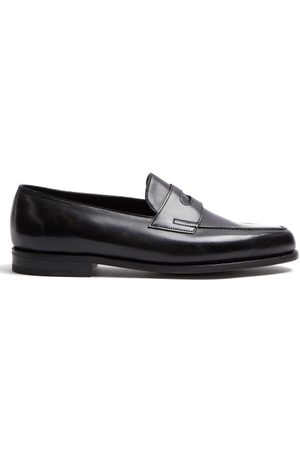 JOHN LOBB Men Loafers - Lopez Penny Loafers - Mens