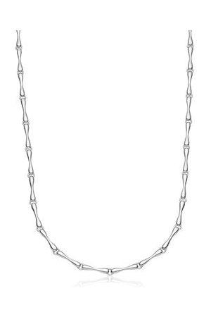 Monica Vinader Sterling Silver Nura Reef Necklace