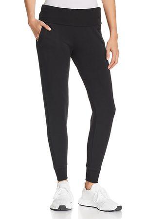 Beyond Yoga Women Sweatpants - Fold-Over Fleece Sweatpants