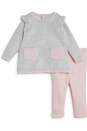 Bloomie's Sets - Girls' Knit Tunic & Leggings Set, Baby - 100% Exclusive