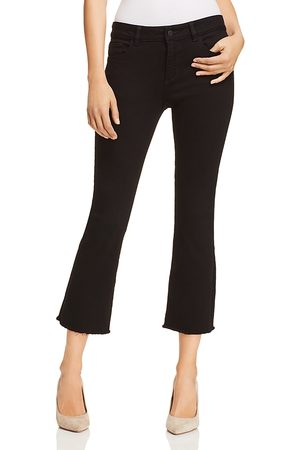 Dl Women High Waisted - 1961 Lara Instasculpt High Rise Cropped Boot Jeans in Henderson