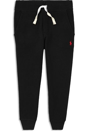 Ralph Lauren Polo Boys' Fleece Jogger Pants - Little Kid