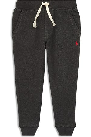 Ralph Lauren Polo Boys' Fleece Jogger Pants - Little Kid