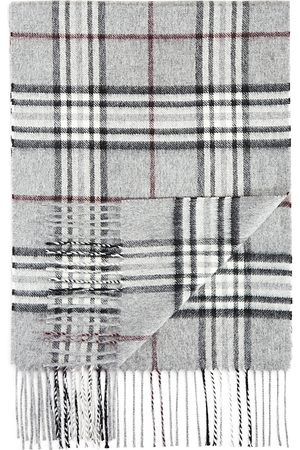 Bloomingdale's Cashmere Classic Plaid Scarf - 100% Exclusive