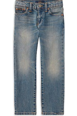 Ralph Lauren Polo Boys' Straight-Leg Jeans - Little Kid