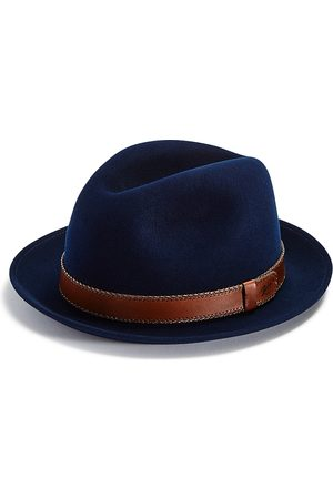 Bailey of Hollywood Perry Center Dent Hat