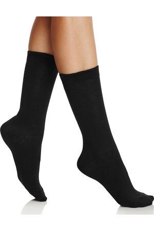 HUE Solid Femme Socks