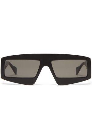 Gucci D Frame Acetate Sunglasses - Mens