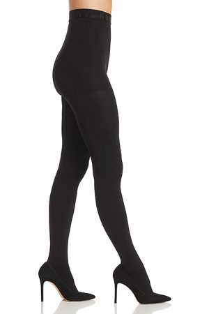 Donna Karan Cozy Opaque Control Top Tights