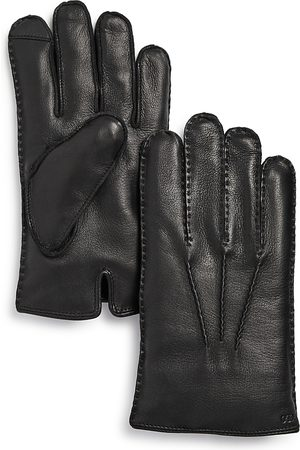 Polo Ralph Lauren Cashmere-Lined Leather Gloves