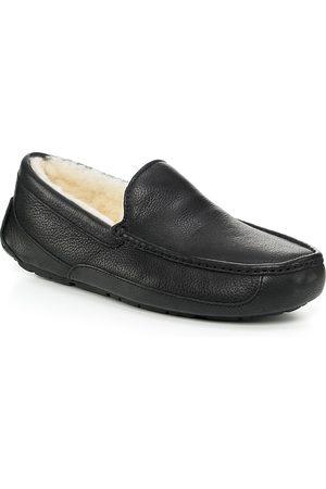 UGG Australia Ascot Leather Slippers