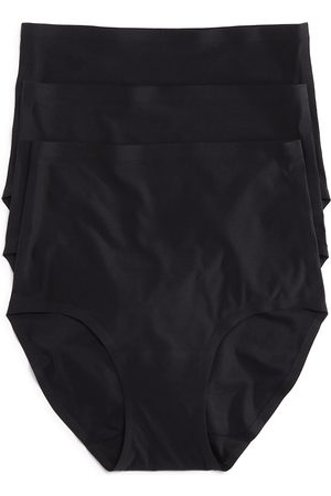 Chantelle Soft Stretch One-Size Briefs, Set of 3