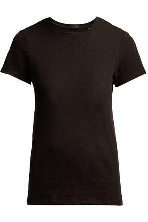 ATM Anthony Thomas Melillo Schoolboy Cotton Slub Jersey T Shirt - Womens