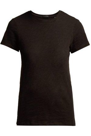 ATM Anthony Thomas Melillo Women Short Sleeve - Schoolboy Cotton Slub-jersey T-shirt - Womens