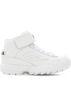 Fila Disruptor Platform Mid Top Sneakers