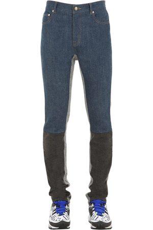 GMC - GOD'S MASTERFUL CHILDREN Men Jeans - Varsity Cotton Denim Jeans