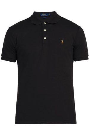 Ralph Lauren Slim Fit Cotton Polo Shirt - Mens