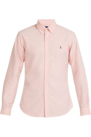 Polo Ralph Lauren Slim Fit Cotton Oxford Shirt - Mens