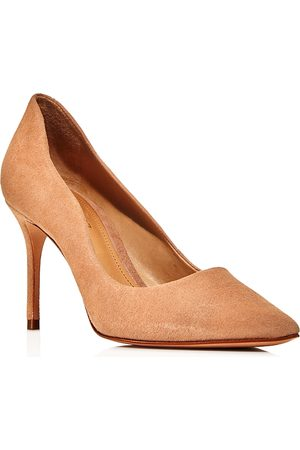 Schutz Women Heels - Women's Analira Pointed Toe Pumps