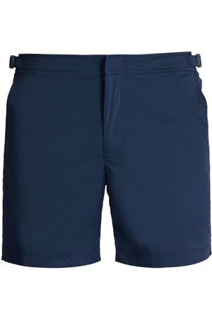 Orlebar Brown Men Swim Shorts - Bulldog Sport Swim Shorts - Mens - Navy