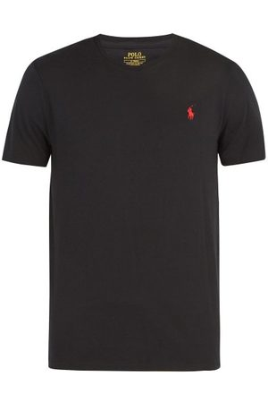 Polo Ralph Lauren Men Polo Shirts - Logo-embroidered Cotton-jersey T-shirt - Mens
