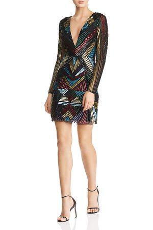 Aidan Mattox Women Party Dresses - Embellished Cocktail Dress