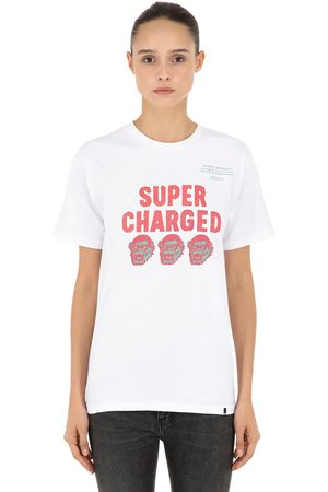X-Large Super Charged Cotton Jersey T-shirt