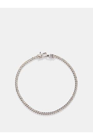 Tom Wood Curb-chain Sterling- Bracelet - Mens